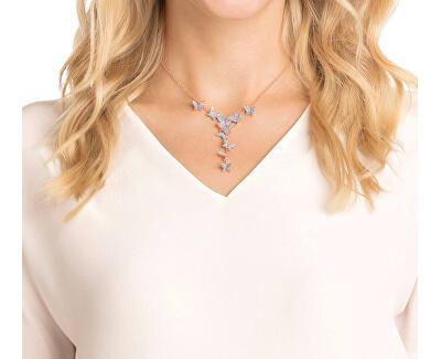 Luxusní náhrdelník s motýlky LILIA 5480512