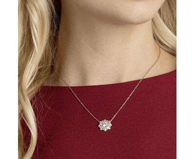 Oslnivý bronzový náhrdelník SUNSHINE 5451376