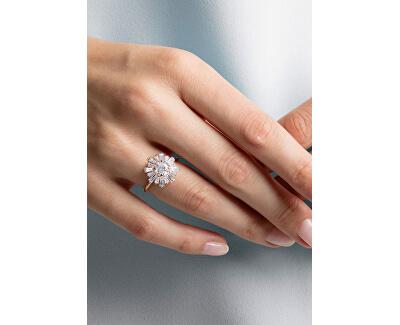 Oslnivý bronzový prsten SUNSHINE 5474917