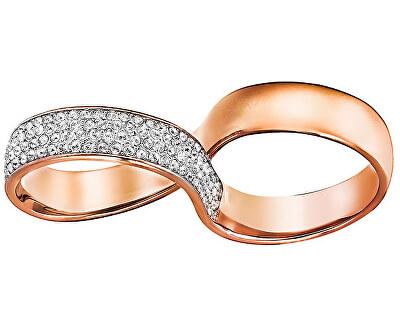 Swarovski Dvojitý prsteň 5221588