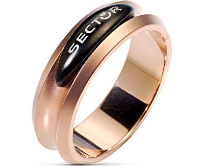 Pánský bronzový prsten Challenge I406