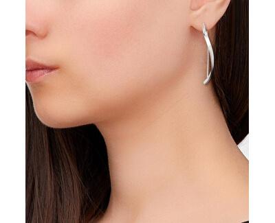 Elegantné oceľové náušnice SKJ1199040