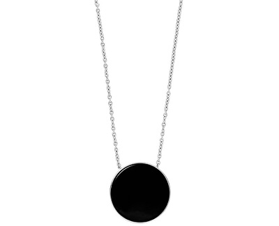 Skagen Dámsky oceľový náhrdelník SKJ0937040