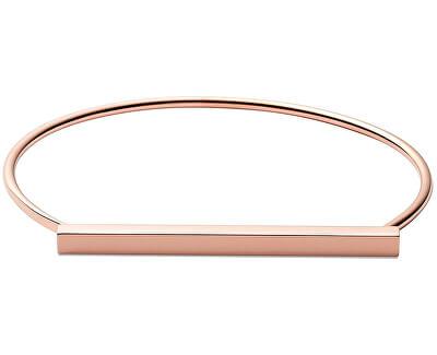 Skagen Pevný oceľový náramok v bronzovej farbe SKJ0893791