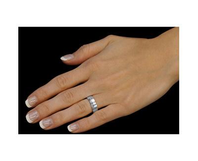 Snubní stříbrný prsten Amora pro ženy QRALP130W