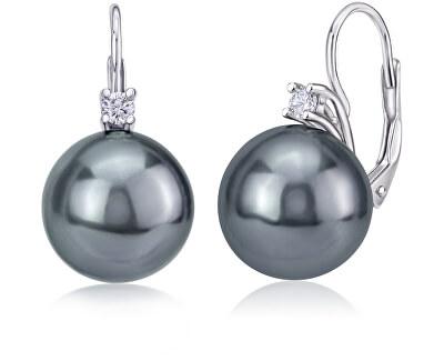 Silvego Cercei din argint cu perle Tahiti YO3181