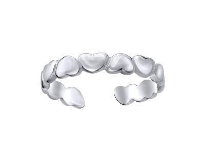 Inel din argint pentru picior ZTD5255
