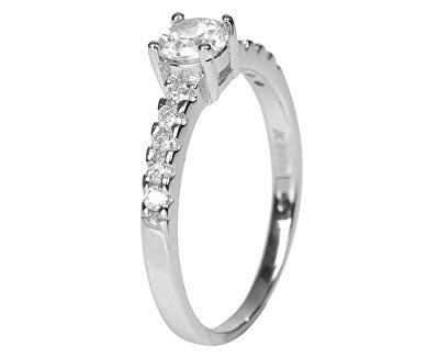 Selilya Silver Stříbrný zásnubní prsten prsten SRJ06