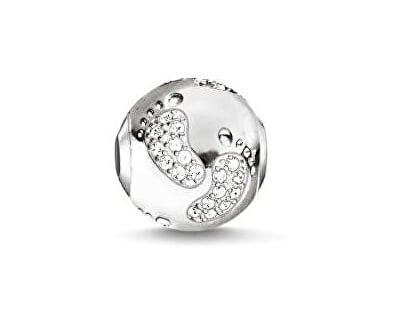 Thomas Sabo Argintiu Bead Primii pași K0155-051-14