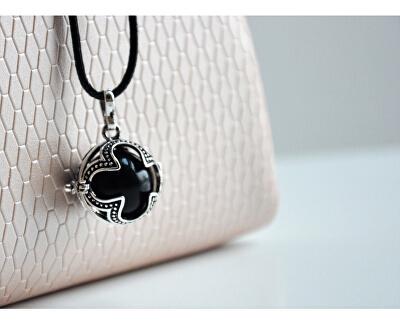 Dámský náhrdelník Rolnička Čtyřlístek K16SCE18