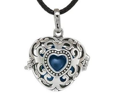 Dámský náhrdelník Rolnička Srdce Vintage K9SM18
