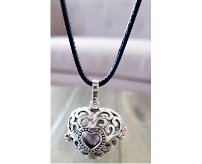 Dámský náhrdelník Rolnička Srdce Vintage K9SS18