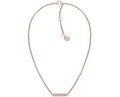 Bronzový náhrdelník s krystaly TH2780194