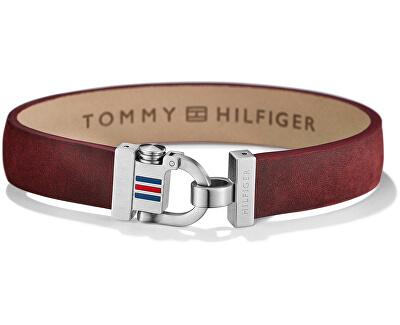 Tommy Hilfiger Kožený náramok TH2700769