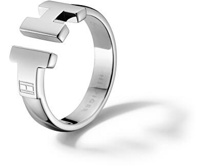 Luxusné oceľový prsteň TH2700864