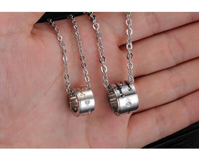 Partnerský náhrdelník pro dámy KNSC-055-FEMALE