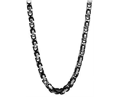 Masívny pánsky náhrdelník