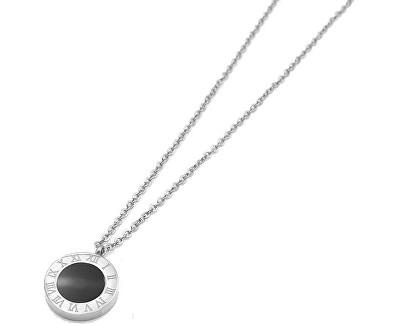 Oțel colier pandantiv duplex