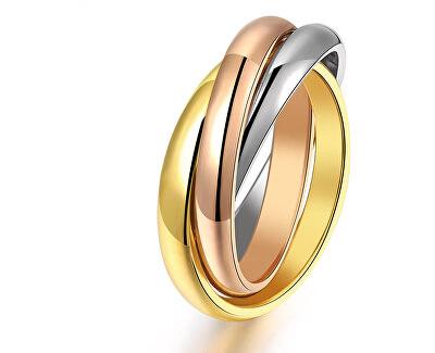 Inel din oțel tricolore KRS-247