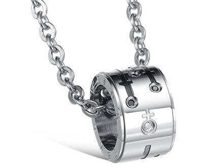 Partnerský náhrdelník pro pány KNSC-055-MALE