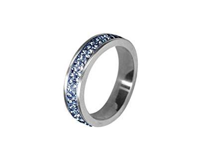 Tribal Oceľový prsteň RSSW02-LSAPPH