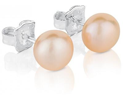 Luxusní sada 4 párů náušnic z pravých perel 015251030