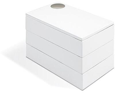 Šperkovnice Spindle bílá 308712660/S