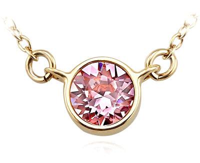 Vicca® Náhrdelník Annie Gold Light Rose OI_141031_lightrose