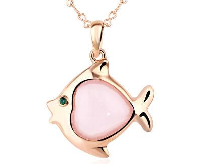 Vicca® Náhrdelník Carp Pink OI_106009
