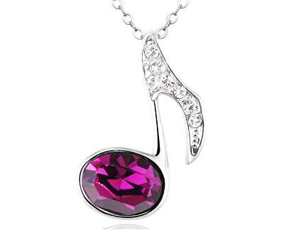 Vicca® Náhrdelník Note Pink OI_140202_pink