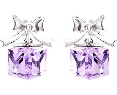 Vicca® Náušnice Cube Violet OI_406033_violet