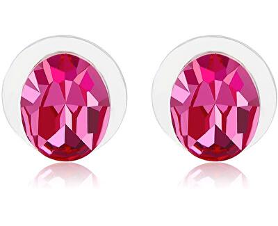 Vicca® Náušnice Oval Pink OI_405038_pink
