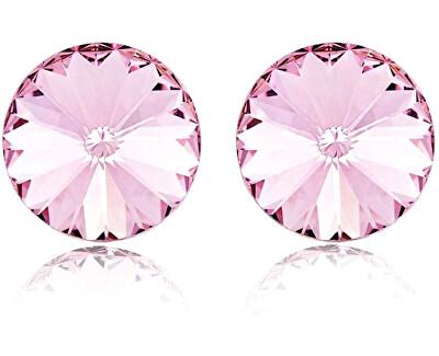 Vicca® Náušnice Pyramid Pink OI_405042_pink