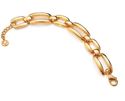 Pozlacený ocelový náramek Fashion 3171P09012