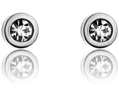 Cercei din oțel cu cristale VE1091S