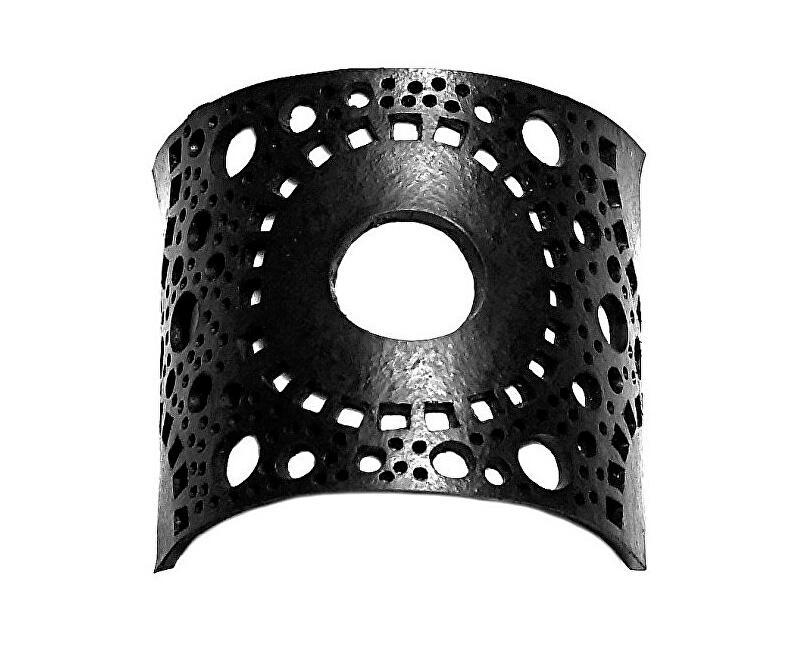 ARTcycleBALI Náramek s kruhy Circle Besar BR_040b