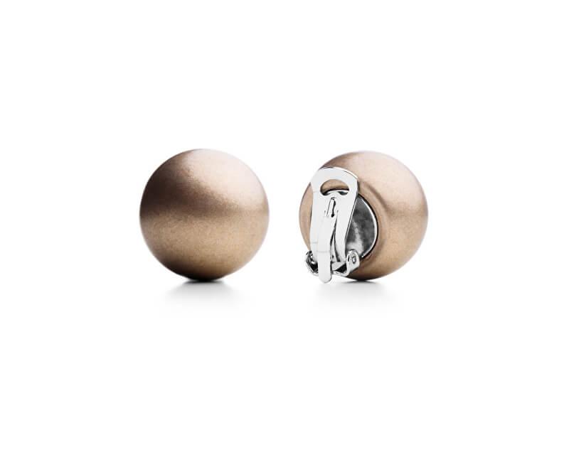 #ballsmania Originální náušnice O154M 13-1012 Oro Rosa