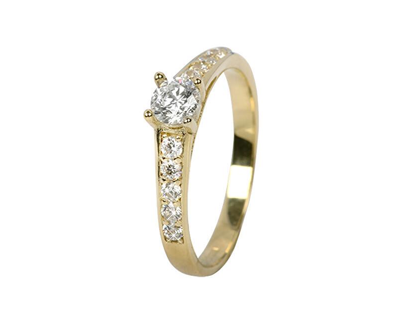 f8b1e16c8 Brilio Dámsky prsteň s kryštálmi 229 001 00668 - 1,85 g Doprava ...