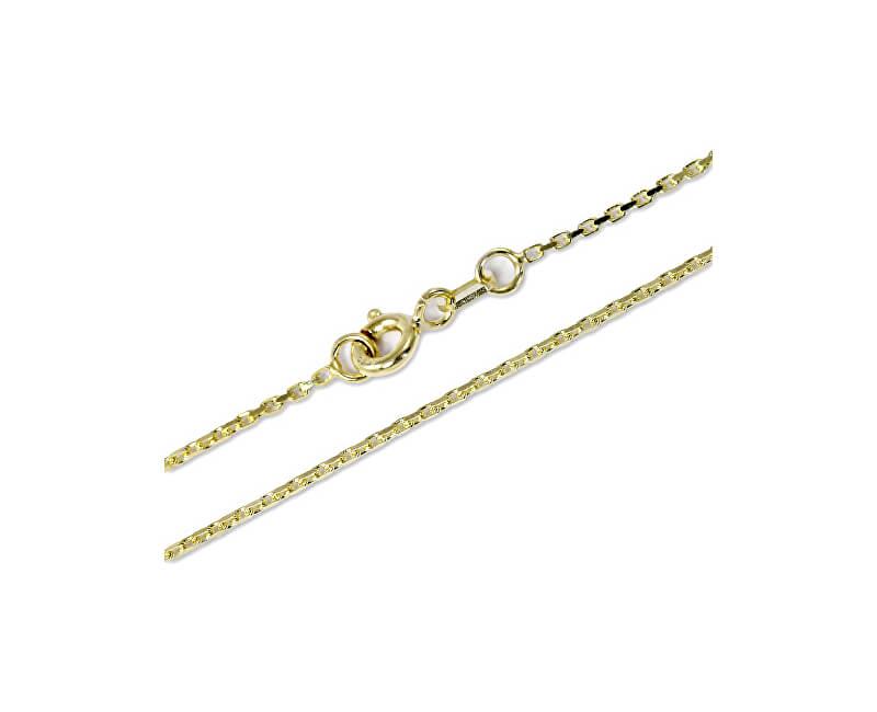 c0016d794 Brilio Jemná retiazka zo žltého zlata 45 cm 271 115 00267 - 2,40 g Výpredaj