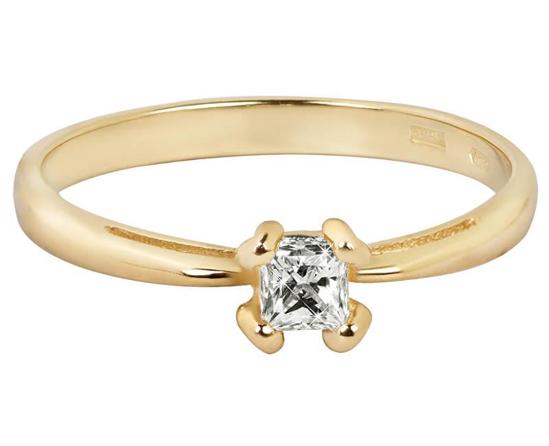 Brilio Něžný zásnubní prsten 226 001 00955