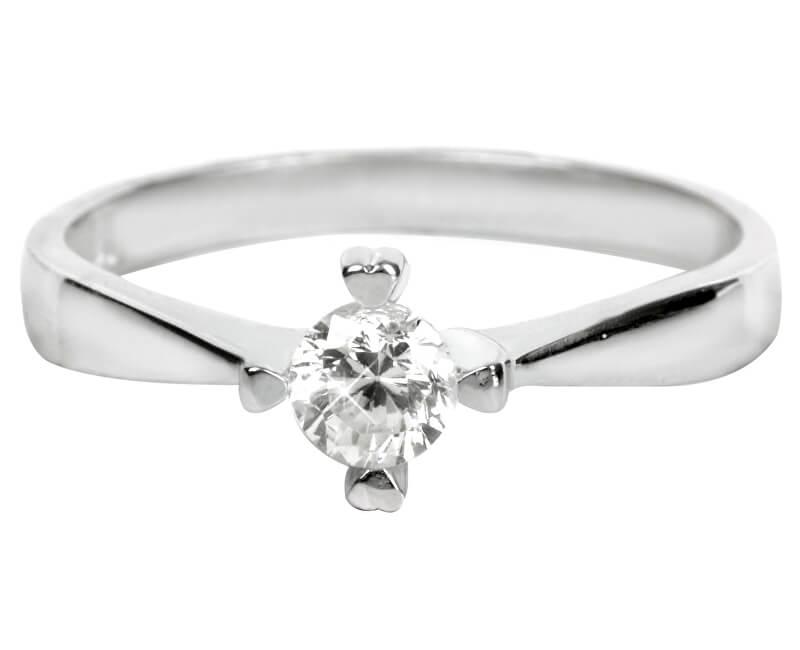 Brilio Zásnubní prsten 226 001 01016 07 - 1,50 g