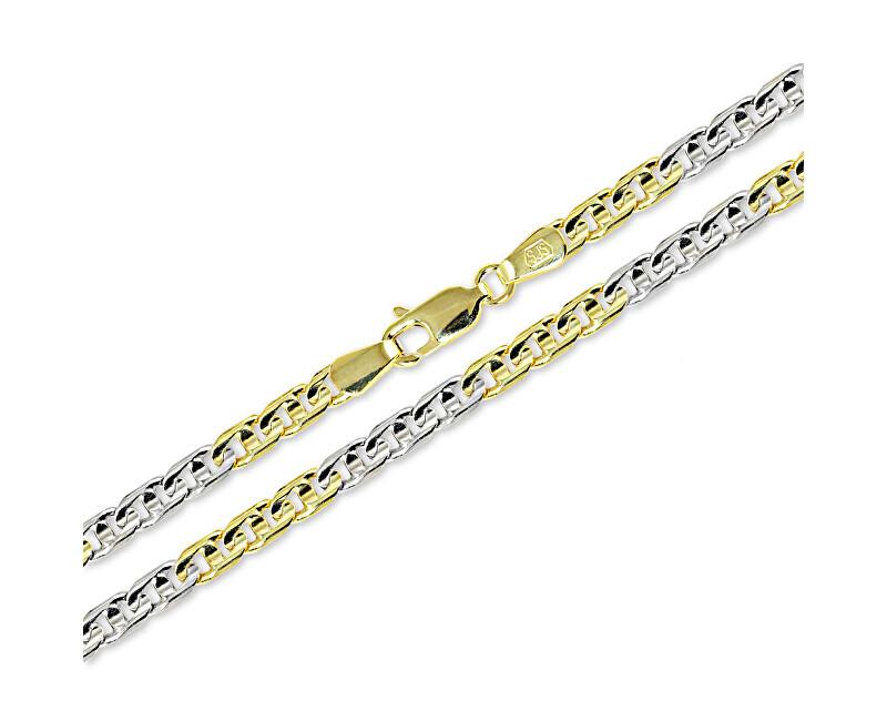64469d130 Brilio Zlatý bicolor řetízek 45 cm 271 115 00337 - 11,30 g Doprava a ...