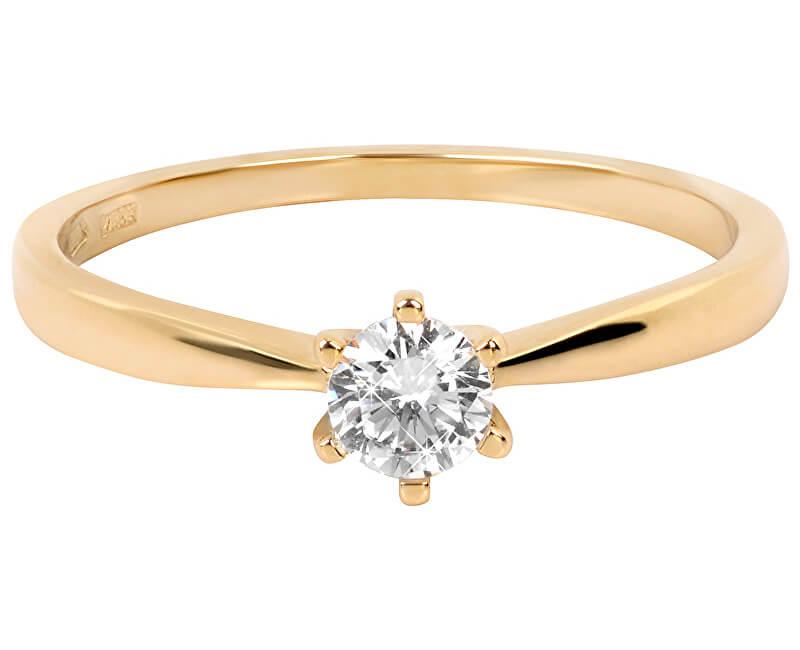 Brilio Něžný zásnubní prsten 226 001 01024