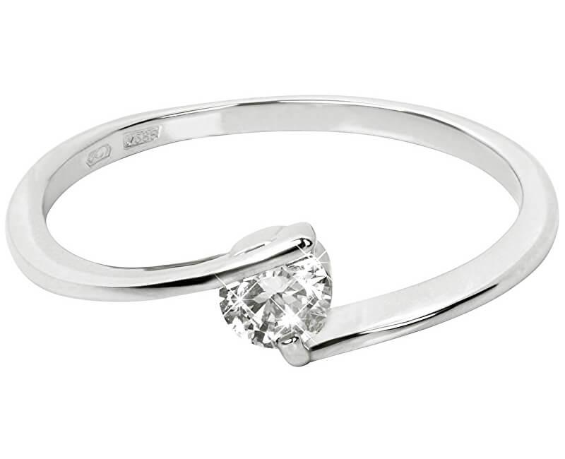 Brilio Zlatý zásnubní prsten 226 001 00995 07