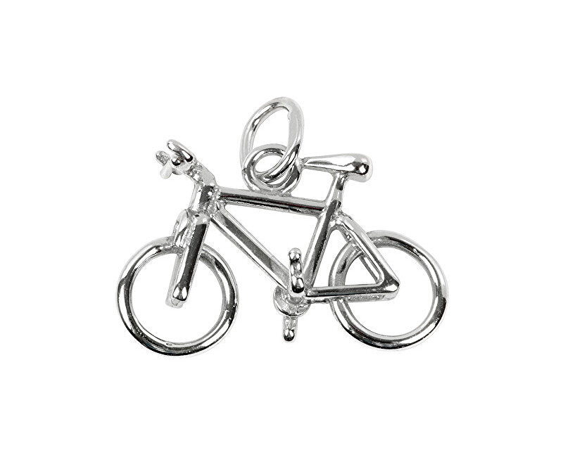 Brilio Silver Stříbrný přívěsek Kolo 441 001 01797 04