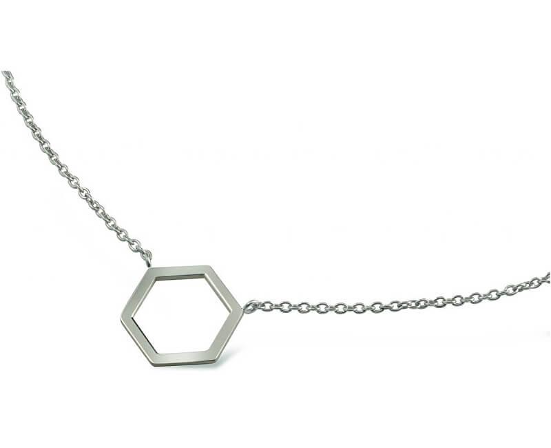 Boccia Titanium Titanový náhrdelník 08014-01