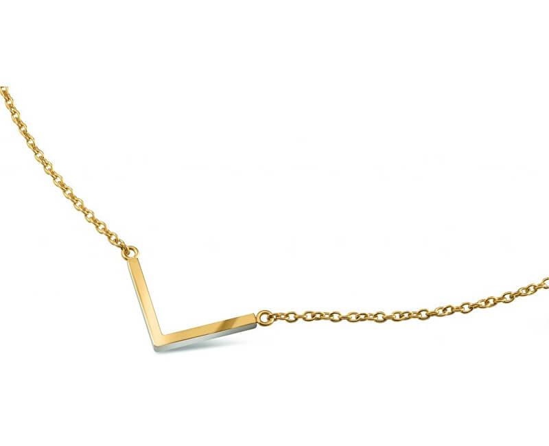Boccia Titanium Titanový náhrdelník 08015-02