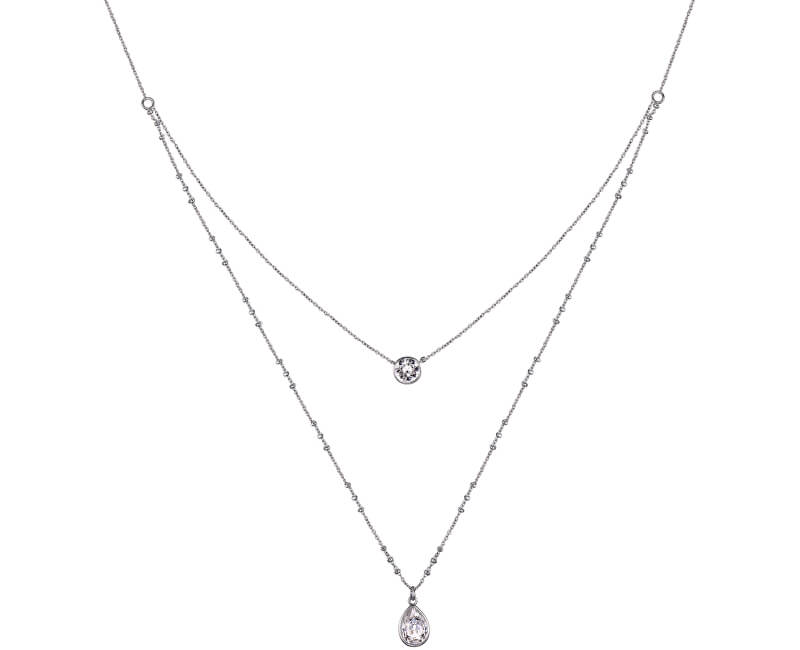 Brosway Dvojitý náhrdelník Affinity BFF06