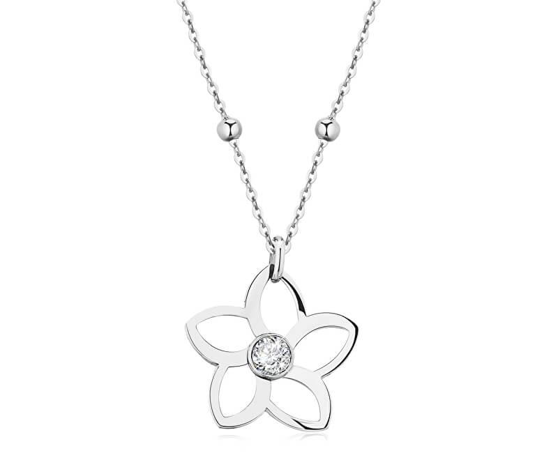 Brosway Ocelový náhrdelník Ikebana BKE01