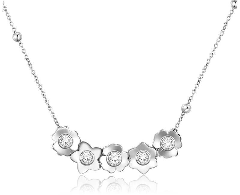Brosway Ocelový náhrdelník Ikebana BKE08